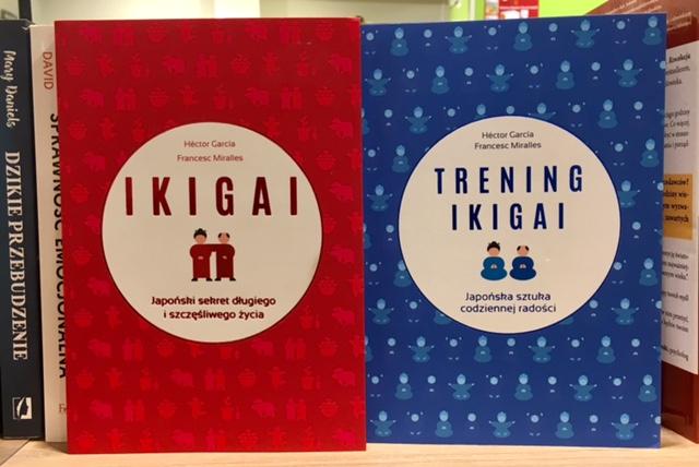 """ポーランドで人気の本""""IKIGAI"""""""