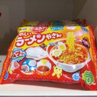 ポーランドで買える日本食材 知育菓子たのしいラーメンやさん