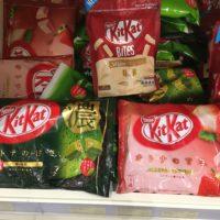 ポーランドで買える日本食材 キットカット