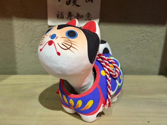 あかべこ 猫