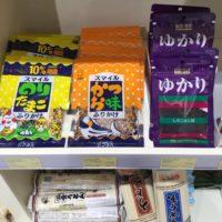 ポーランドで買える日本食材 ふりかけ うどん