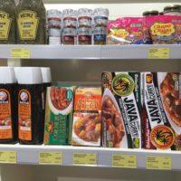 ポーランドで買える日本食材 カレールー とんかつソース