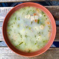 ポーランドの定番スープ オグルコバ