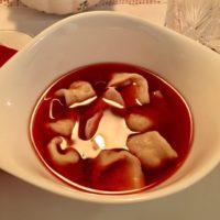 ポーランドの定番スープ バルシチ