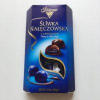 ポーランドのおすすめお土産 プラムチョコレート