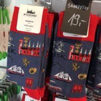 ポーランドのおすすめお土産 folkstarで靴下