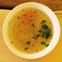 ポーランドの定番スープ ロスウ