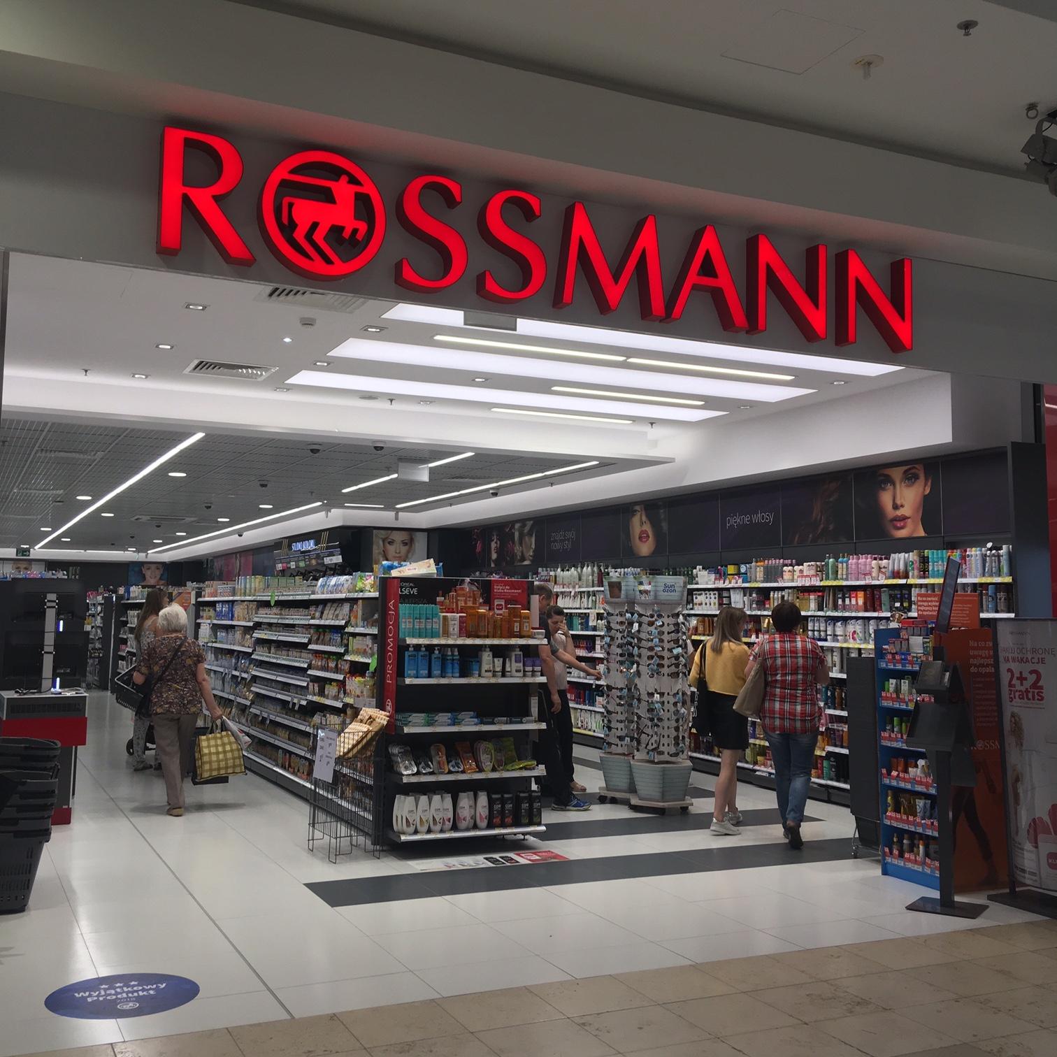 ポーランドで人気の薬局 ロスマン