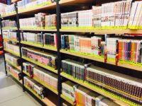 ポーランドの図書館で日本のマンガを読む