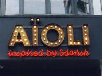 ポーランドのおすすめカフェレストラン aioli