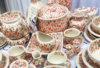 ポーランド陶器祭り ボレスワビエツ