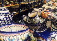 ポーランド陶器祭り ボレスワヴィエツで何が買える?
