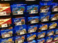 ポーランドの食料品物価 チョコレート