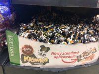 ポーランドのキャラメルチョコレート クルフカ