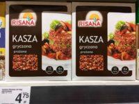 ポーランドでよく食べられる蕎麦の実カシャ
