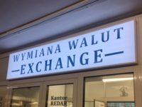 ワルシャワのおすすめ両替所