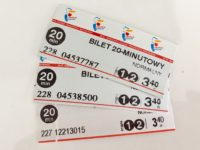 ワルシャワ公共交通機関 チケット