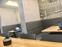 google campus 半個室スペース