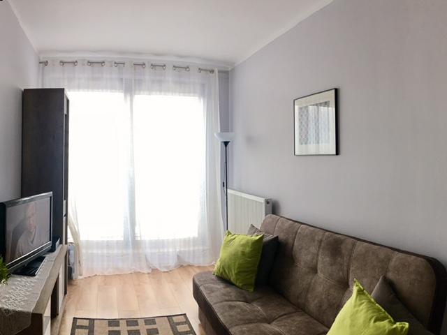 ワルシャワのアパート