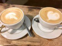 """ワルシャワのおすすめカフェ""""STOR""""のコーヒー"""