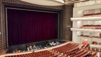 """ワルシャワ大劇場ステージ""""Teatr Wielki"""""""