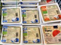 ポーランド ベジタリアン食品豆腐